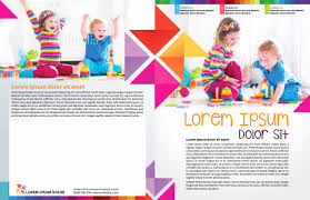 daycare brochure template daycare advertising flyers new day care flyer template documents
