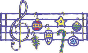 christmas ornaments musical notes alexandria first baptist church
