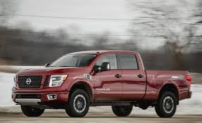 2016 nissan titan xd 2016 nissan titan xd long term test review car and driver