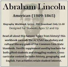 biography of abraham lincoln download kassiana rosso biography of abraham merawatburung xyz