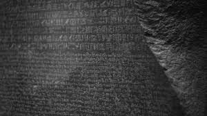 rosetta stone date rosetta stone discovered in 1799 by a french soldier sifting through