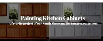 painting kitchen cabinet doors before and after kitchen cabinet painters south shore ma certapro painters