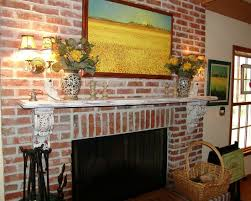 Used Kitchen Cabinets Tampa by Beautiful Fireplace Design Used Brick Material For Mantel Design