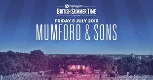 mumford sons hyde park 2016