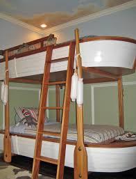 Big Bunk Bed Boat Beds Pinteres