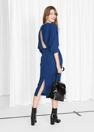 best 25 open back dresses ideas on pinterest makeup with navy