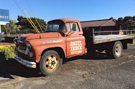 rusty pickup truck rusty truck brewing pdxbeergirl