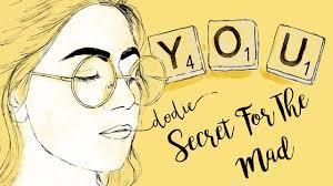 16 secrets for shopping at secret for the mad lyrics dodie