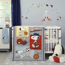 Snoopy Nursery Decor Snoopy Sports Lambs