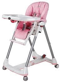 chaise peg perego chaise haute pousette pr bébé s peg perego and
