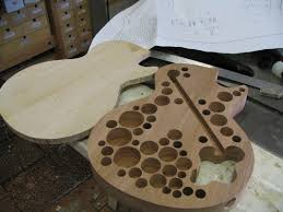 building a les paul style guitar geiger of lutherie