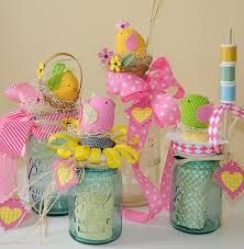 Decorating With Mason Jars For Easter by 88 Best Easter Jar Crafts Images On Pinterest Easter Decor