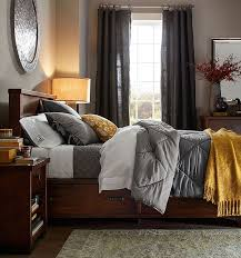 Best  Gray Yellow Bedrooms Ideas On Pinterest Yellow Gray - Bedroom curtain colors