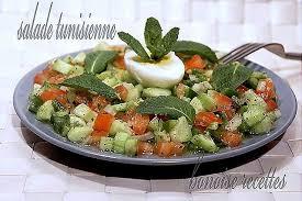 recette de cuisine tunisienne facile et rapide en arabe recette rapide et facile salade tunisienne plat rapide et facile