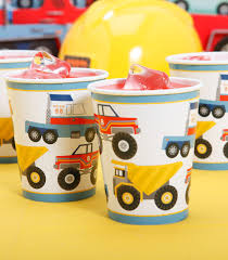 truck birthday party truck birthday party tableware construction truck themed birthday