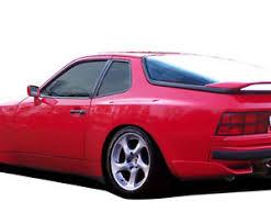 porsche 944 fender flares duraflex turbo 944 look rear fender flares 2 pc for 77 88 porsche