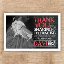 thank you graduation cards free printable graduation thank you card wording great ideas