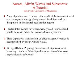 Minnesota how do electromagnetic waves travel images Aurora alfv n waves and substorms a tutorial bob lysak jpg