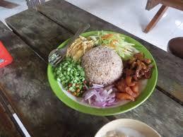 cuisine plat le restaurant très bonne cuisine ร ปถ ายของ อ ทยานแห งชาต ศร พ งงา