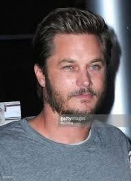 what is going on with travis fimmels hair in vikings travis fimmel from vikings a little eye candy while jax teller is
