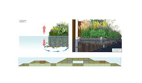 native plants chicago urbanrivers plans to install floating gardens in the chicago river