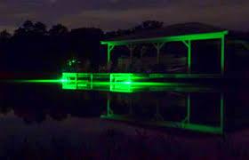 underwater led dock lights hydro glow dock lights underwater fish attraction lighting