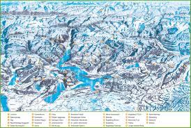 New Mexico Ski Resorts Map by Lucerne City Maps Switzerland Maps Of Lucerne Luzern