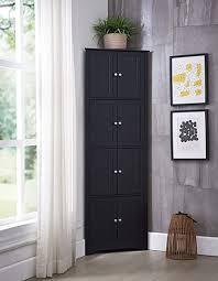 corner kitchen pantry cabinet brand furniture lyons 4 tier 68 corner