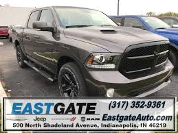 eastgate chrysler jeep dodge ram 2018 ram 1500 sport crew cab in indianapolis e1829012