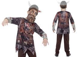 child zombie viking costume kids norse god fancy dress ebay