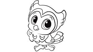 baby owl coloring pages printable get coloring pages
