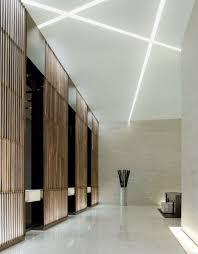 ceiling office gypsum builtin lamp for false ceiling purewhite