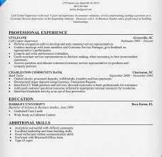 Resume Examples For Customer Service Representative by Download Customer Service Skills Resume Haadyaooverbayresort Com