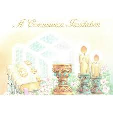 communion invitations communion invitations the catholic company