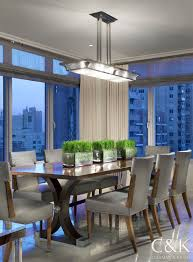 high rise kitchen table from the portfolio of cullman kravis high style high rise