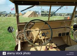 willys jeep interior interior of a 1942 willys mb jeep in desert colour scheme rauceby