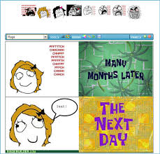 Meme Comics - create your own web comics memes with these free tools