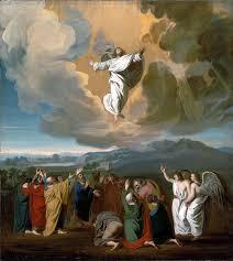 ascension of jesus wikipedia