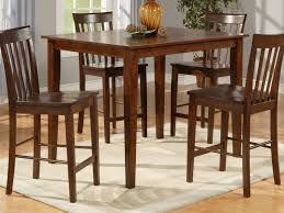 Expensive Wood Dining Tables Incredible Counter Height Square Dining Table For 8 Also Room