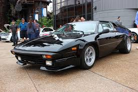 all black lamborghini lamborghini jalpa the end of an era car hoon