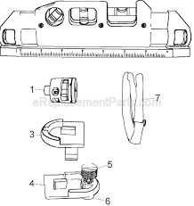 black and decker bdl250s parts list and diagram