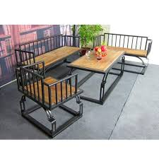 dinette tables and chairs combination of fresh iron cafe creative