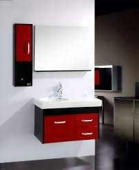 awesome white red black wood stainless glass cool design wall base