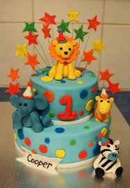 zoo themed birthday cake zoo animal birthday cake by whisk us away on deviantart