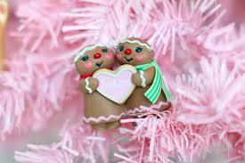 the joy of fashion christmas diy pink christmas tree