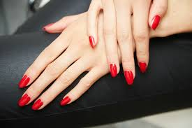 a must try nail polish trick for really impatient types