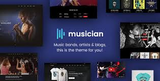 soundcloud templates from themeforest