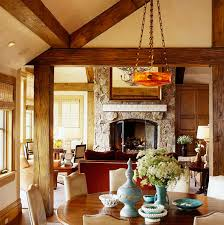 interior design mountain homes lovely mountain summer home with terrific color traditional home