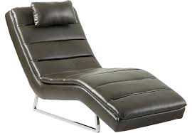 Grey Chaise Lounge Chaises