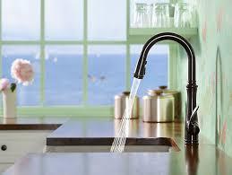 ivory kitchen faucet k 560 bellera single handle kitchen sink faucet kohler